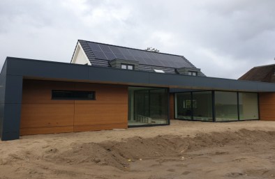 Energieneutrale woning Aalsmeerderweg, Aalsmeer (Noord-Holland)