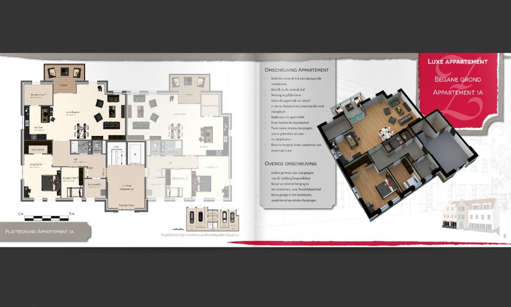 Brochure energieneutrale appartementen Oud-Beijerland