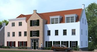 Energieneutrale Appartementen, Oud-Beijerland (Zuid-Holland)