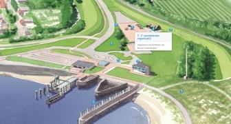 Gebiedsontwikkeling Ferry square, Breskens (Zeeland)