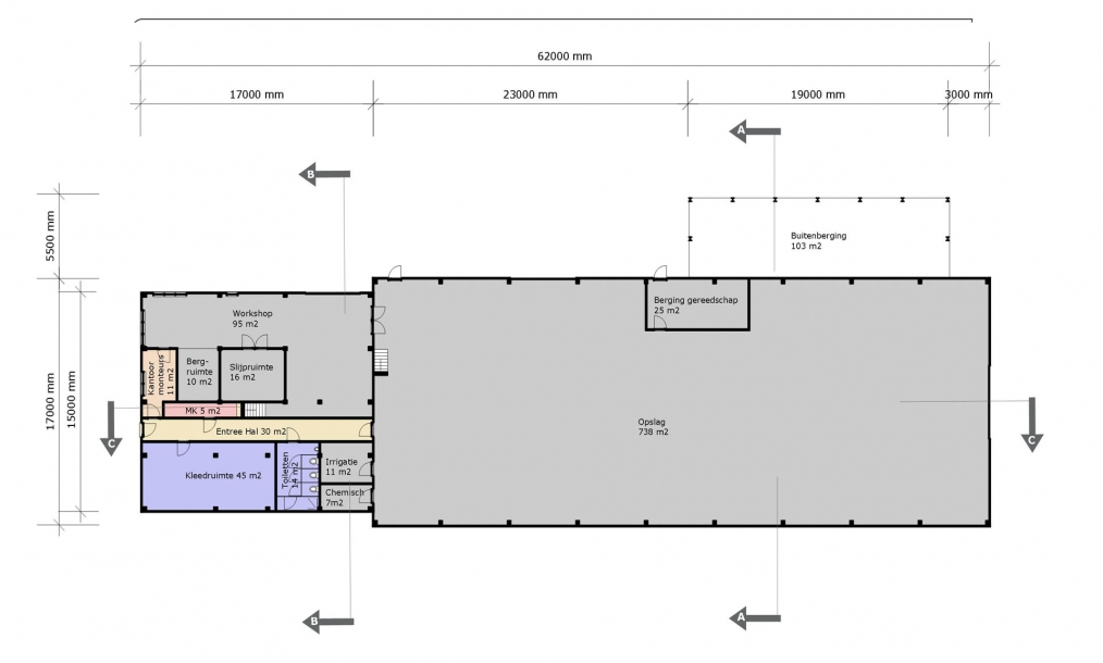 Kantoor en loods the dutch spijk veldman architecten - Zoom ontwerp ...